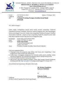 Undangan Workshop Persiapan Akreditasi Jurnal Ilmiah Elektronik di Jember_Page_1