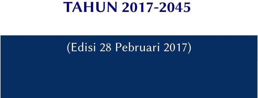 Rencana Induk Riset Nasional Tahun 2017-2045 Edisi 28 Pebruari 2017